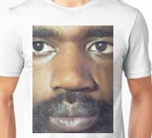 MC Ride's Face Large Unisex T-Shirt