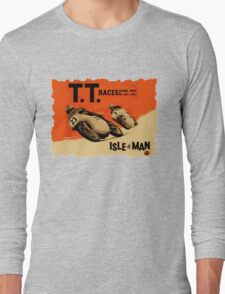 ISLE OF MAN TT RETRO Long Sleeve T-Shirt