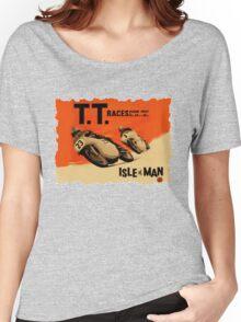 ISLE OF MAN TT RETRO Women's Relaxed Fit T-Shirt