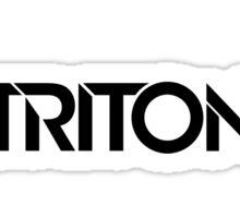 TRITONAL Sticker