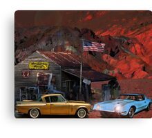 Death Valley California, USA Canvas Print