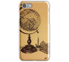 Wisdom and Knowledge are Gained through Study iPhone Case/Skin