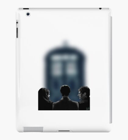 The Best Trio iPad Case/Skin