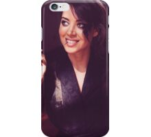 Aubrey Plaza iPhone Case/Skin