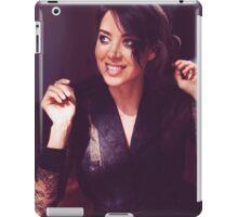 Aubrey Plaza iPad Case/Skin