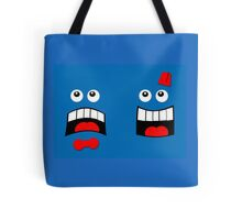 Dr FACE Tote Bag