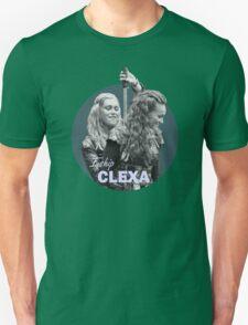 I Ship Clexa - The 100  Unisex T-Shirt