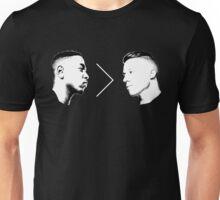 Kendrick is better than Macklemore Unisex T-Shirt
