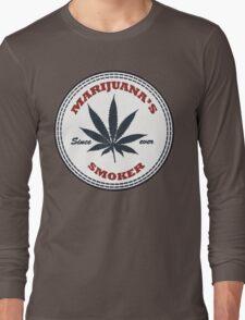 Marijuana's smoker Long Sleeve T-Shirt