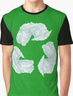 recycling Graphic T-Shirt