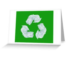 recycling Greeting Card
