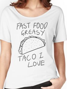 Taco Bell Saga Women's Relaxed Fit T-Shirt