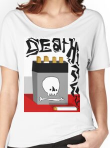 CA EXEMPT-DEATH Women's Relaxed Fit T-Shirt