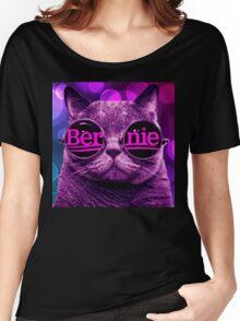 Cool Cat 4 Bernie Women's Relaxed Fit T-Shirt