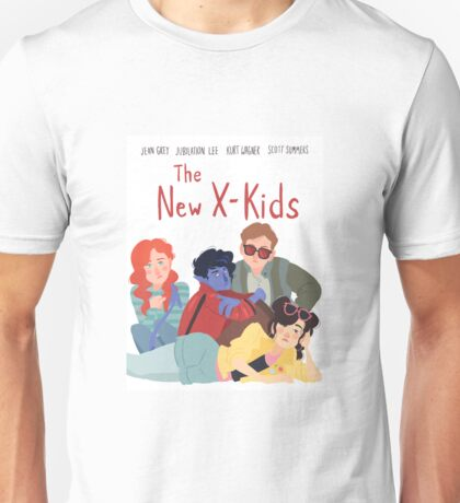 the new x-kids Unisex T-Shirt