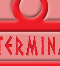 Exterminate the hate! Sticker