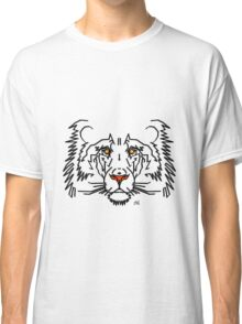 Lion Design Classic T-Shirt