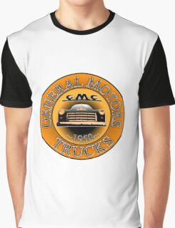 Vintage GMC Logo Graphic T-Shirt