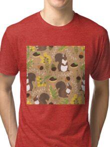 Chocolate squirrels Tri-blend T-Shirt