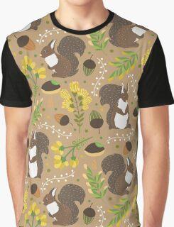 Chocolate squirrels Graphic T-Shirt