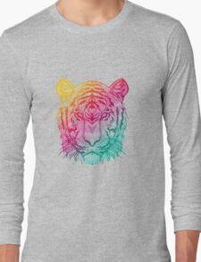 Warm Tiger Long Sleeve T-Shirt