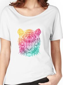 Warm Tiger Women's Relaxed Fit T-Shirt