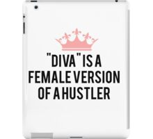 Diva / Beyoncé iPad Case/Skin