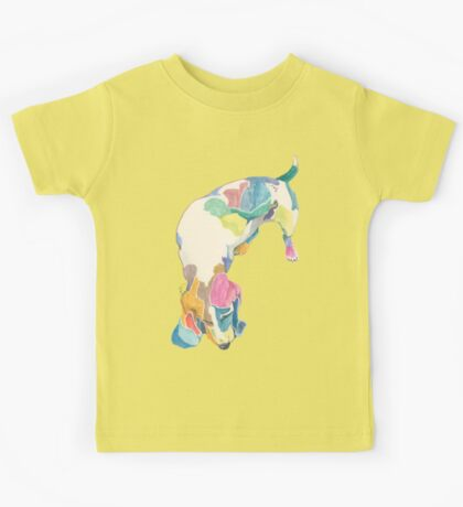 Helen (a dog of new york) Kids Tee