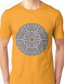 Piled Layers Of Pulled Bubble Gum Unisex T-Shirt