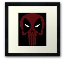 DeadPunisher 3 Framed Print