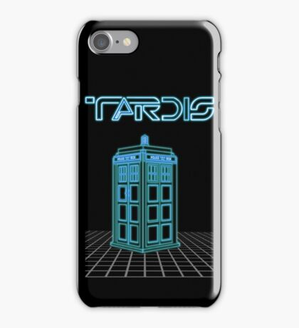 Retro Arcade Film Box  iPhone Case/Skin