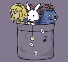 Pocket Wonderland Kids Tee