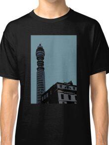London Landmark by Tim Constable Classic T-Shirt