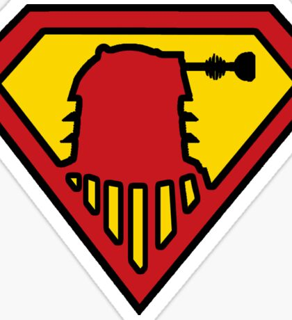 Super-Dalek Sticker