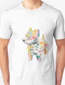 Riley (a dog of new york) Unisex T-Shirt
