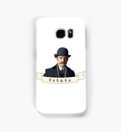 """Watson """"Potato"""" Samsung Galaxy Case/Skin"""