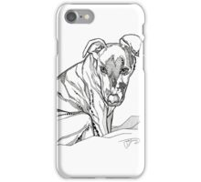 Chrissie - The Autumn Blessing iPhone Case/Skin