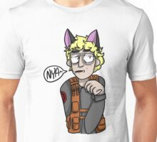 Matt the Neko Radar Technician  Unisex T-Shirt
