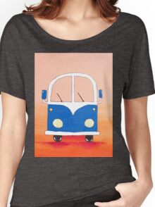 Blue bus Women's Relaxed Fit T-Shirt