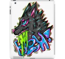 BLEH! iPad Case/Skin