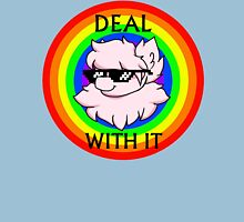 Deal With The Fluffle Unisex T-Shirt