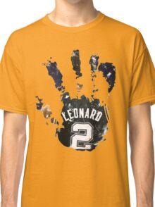kawhi leonard hand Classic T-Shirt