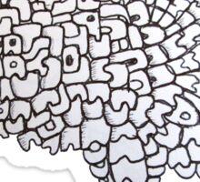 Love Spill Sticker