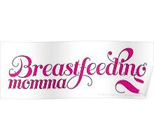Breastfeeding Momma Poster