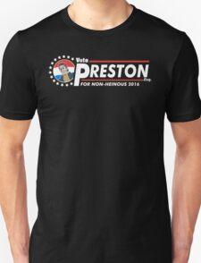 Vote Preston Esq. T-Shirt