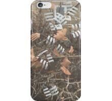 Three Stripe iPhone Case/Skin