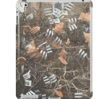Three Stripe iPad Case/Skin