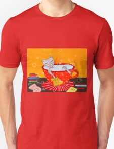 Relax in the cup Unisex T-Shirt