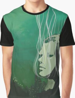 Deep Dark Graphic T-Shirt