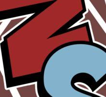 Zyra Slash Emblem Sticker